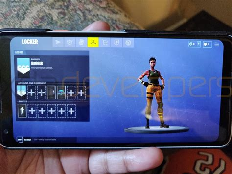 xda forum exclusive heres fortnite mobile  android