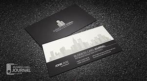 Free Real Estate & Property Management Business Card Template
