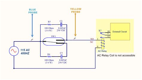 Reed Snubber Circuit Suggestion Electrical Engineering