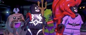 The Inhumans Take Down Maximus In New LEGO Marvel Super ...