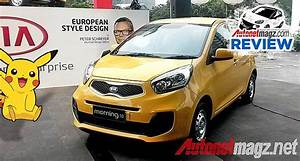 First Impression Review Kia Morning Indonesia 2014