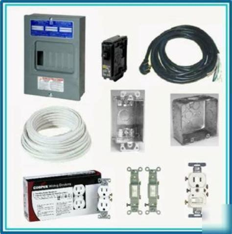 Concession Trailer Electrical Package