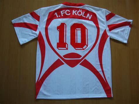 Fifa 21 realistic koln season 2. 1. FC Koln Home football shirt 1993 - 1994.