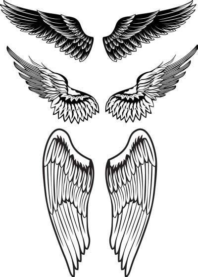 angel wings tattoo designs for men | Projects to Try