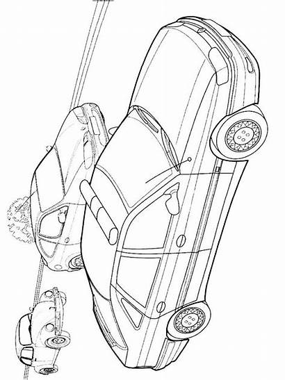 Police Coloring Pages Printable Mycoloring Transportation