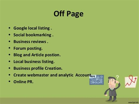 Seo Activity Plan Ppt