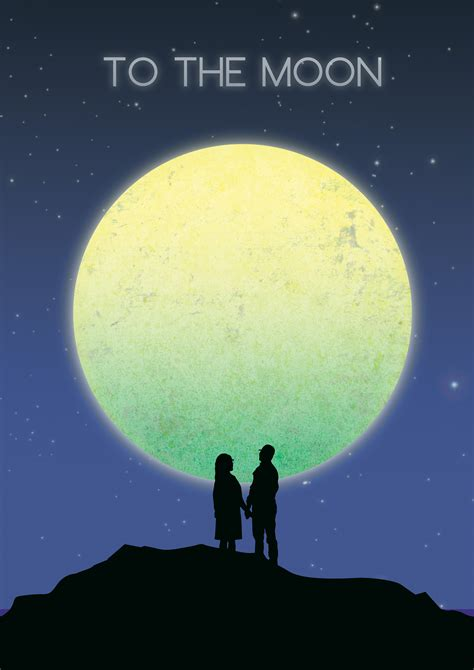 To The Moon ~~fanart By Ronzlolz On Deviantart