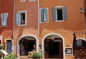 Peinture Pour Façade De Maison : de facade de maison provencale tendance ~ Premium-room.com Idées de Décoration