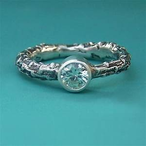 Earth friendly engagement rings and wedding bands onewed for Earth friendly wedding rings