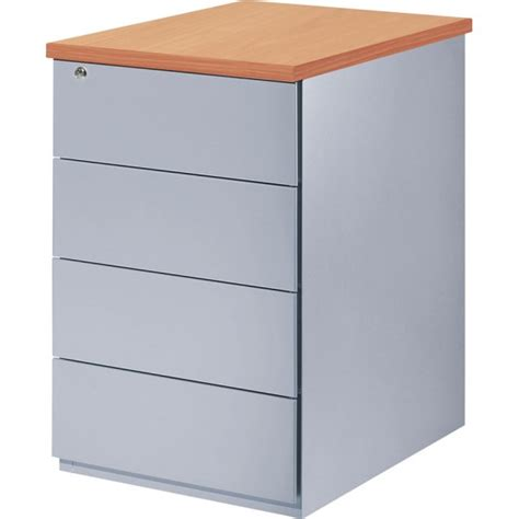 bureau a tiroir mobilier de bureau eol caisson metallique hauteur bureau
