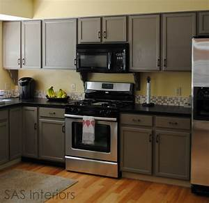 The 25 best laminate cabinet makeover ideas on pinterest for Best brand of paint for kitchen cabinets with papier peinte