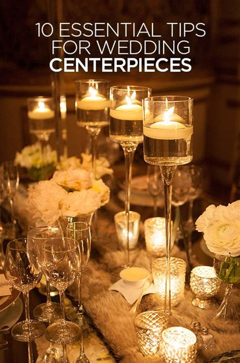 table decorations candles 17 best ideas about floating candle centerpieces on