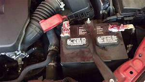 Easily And Cheaply Protect Car Battery Terminals Using