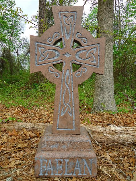 celtic cross tombstone evilsoulstudioscom
