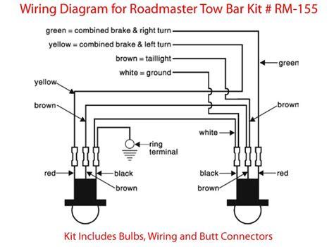 Wiring Diagram For Trailer Light Brakes