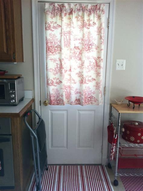 kitchen door curtains kitchen door curtain my craft projects