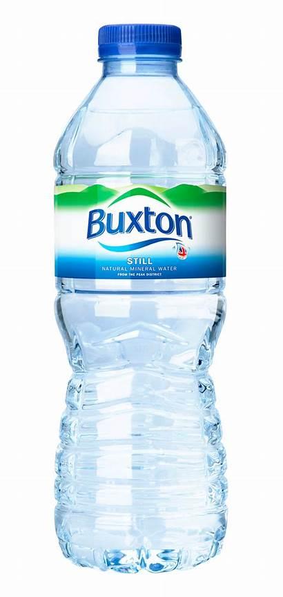 Bottle Water Buxton Plastic Transparent Mineral Bullnbear