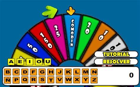 La ruleta de la suerte Web oficial de Antena