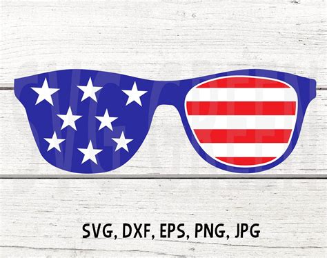 Download the free graphic resources in the form of png, eps, ai or psd. Sunglasses American Flag svg 4th of July First Kids Shirt ...