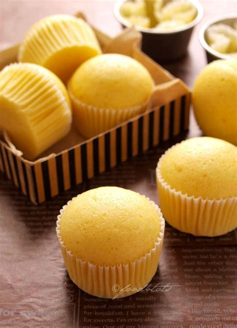 steamed cupcakes mushipan japanese steamed bread