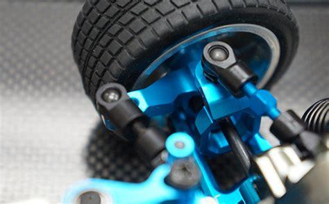 Yeah Racing Tamc Sbu Aluminum Long Span Suspension Arms