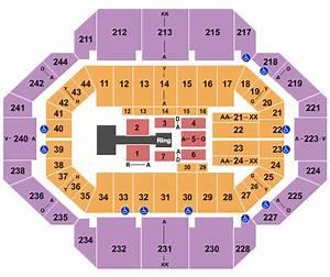 Cajundome Seating Chart Wwe Wwe Rupp Arena Lexington Tickets