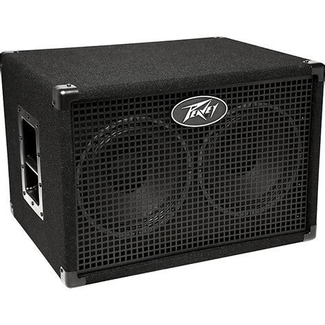 peavey bass cabinet peavey headliner 210 2x10 bass speaker cabinet music123