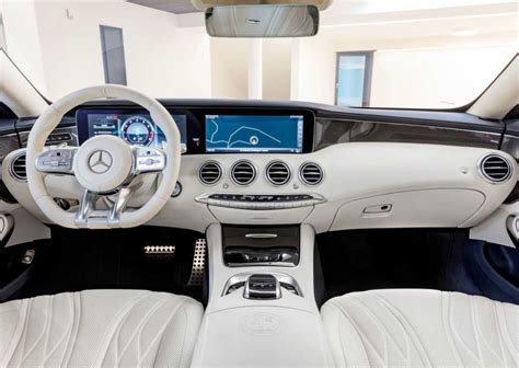 Price details, trims, and specs overview, interior features, exterior design, mpg and mileage capacity, dimensions. 2021 Mercedes AMG S63 Release Date, Interior and Price