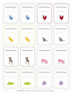 diy bookplates free printable printables pinterest With free printable bookplates templates