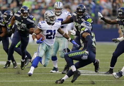 seattle seahawks  neutralize dallas cowboys running