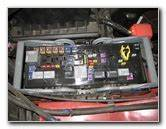 Dodge Journey Electrical Fuse Replacement Guide