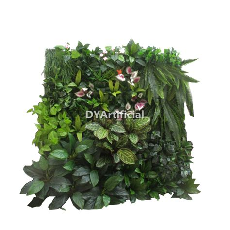 Garden Decoration Artificial Plants by 1x1m Artificial Plant Vertical Green Wall For Home