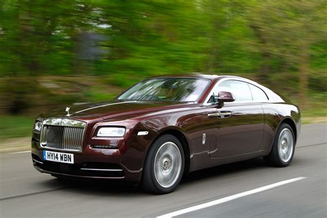 Rolls-royce Wraith Review
