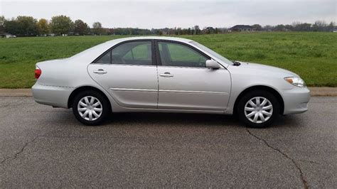 2005 Toyota Camry Mpg by 2005 Toyota Camry Le In Warsaw In Motors Llc