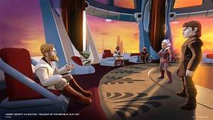 Disney Infinity 30 Twilight Of The Republic Play Set High