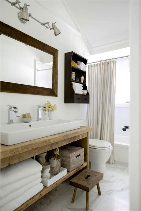 country bathroom a country home revisited lark linen Modern