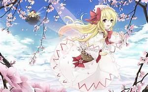 wallpaper anime girl japanischen Anime ACG das zweite