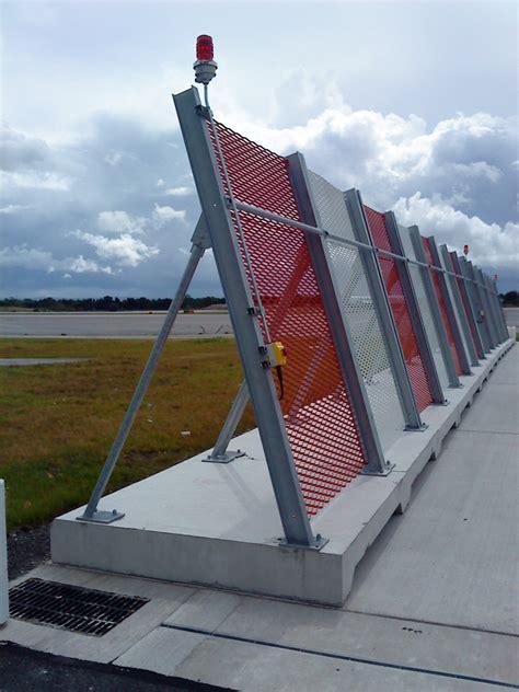 Jet Blast Deflectors - Blast Deflectors - Airport Suppliers