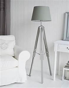 113 best home decor images on pinterest cottage style for Lexington floor lamp chrome