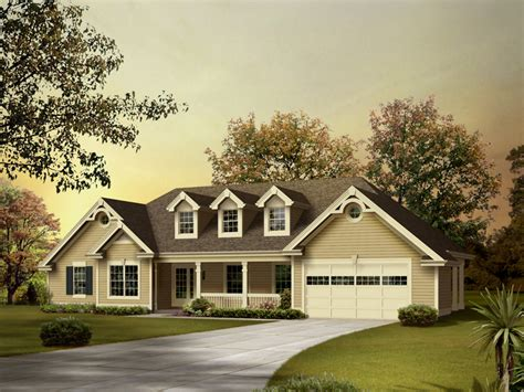 woodfield manor country home plan house plans