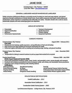 click here to download this general labourer resume sample With ats resume screening