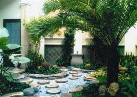 inspirasi desain taman kering minimalis desain taman