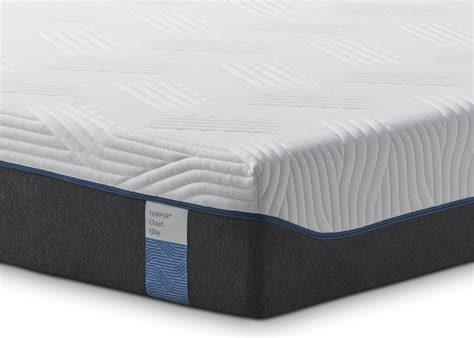 Tempur® Cloud Elite Mattress Living Room Furniture Cleveland Fendi Plum Colored Rooms White Floor Tiles Trends Upscale Bay Window Curtains For Furnishings And Design