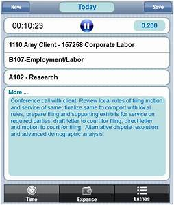 Legal time and billing software app for mac timesolv for Billing and invoice software for mac