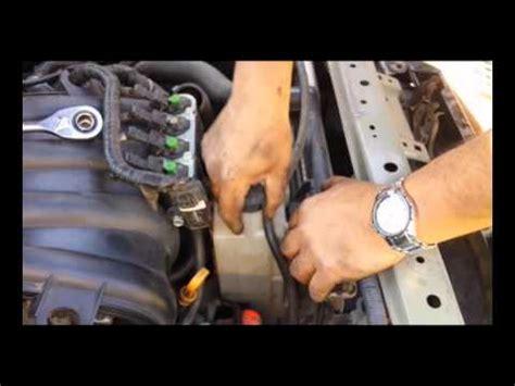 Nissan Tiida Como Cambiar Correa Ventilacion Youtube