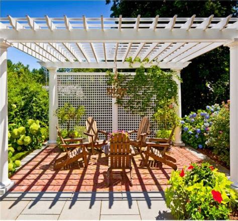 17 best ideas about covered pergola patio on