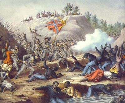 Fort Pillow Massacre (1864) | The Black Past: Remembered ...