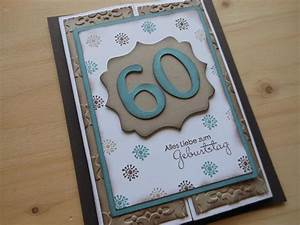 Geburtstagseinladung Selber Basteln : einladungskarten 60 geburtstag einladung zum paradies ~ Markanthonyermac.com Haus und Dekorationen