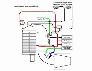 1994 Ford Ranger Vacuum Hose Diagram