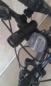Jual Lampu Senter Sepeda Plus Bracket Terbaru Lampu Depan Sepeda 2000 Lumens Led Flashlight Cree
